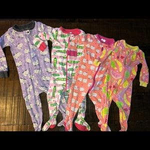 The Children/'s Place Boy/'s Soccer Pajamas Set Size 9-12 Months NWT